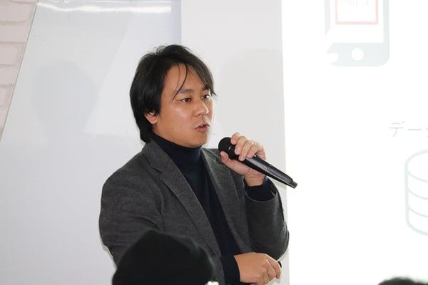 式会社ADDIX デジタルマーケティング事業部 ソーシャルメディアユニット 担当執行役員 中元 直人:画像