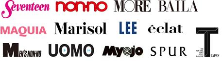 13媒体のブランドロゴ
