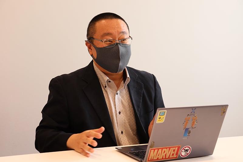 株式会社ADDIX 取締役 CTO/CRO・usedge株式会社 代表取締役社長 鈴木茂樹